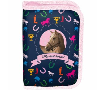 Animal Pictures My Best Horse Gevuld etui 19,5x13x3,5cm