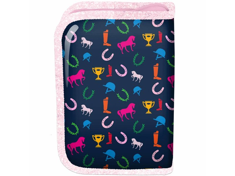 Animal Pictures My best horse - Gevuld etui - 19,5 x 13 x 3,5 cm - Multi