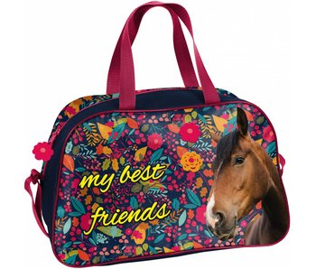 Animal Pictures My Best Friends Sac à bandoulière 40x25x13cm