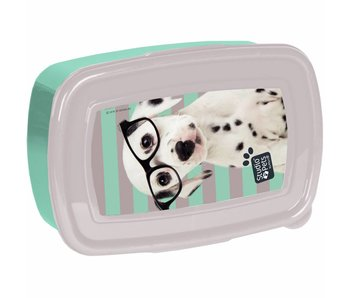 Studio Pets Lunchbox Spots & Glasses 18,5x13x6cm