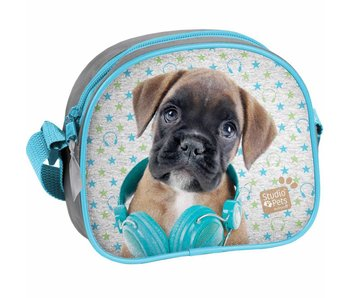 Studio Pets Puppy schoudertas Move It 18cm