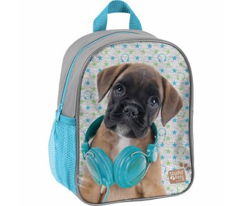 Studio Pets Small Backpack Move It- 28 x 22 x 10 cm - Multi