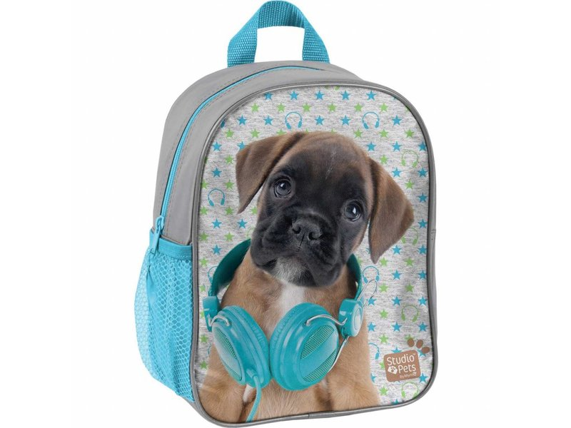 Studio Pets Move It - Backpack - 28 x 22 x 10 cm - Multi