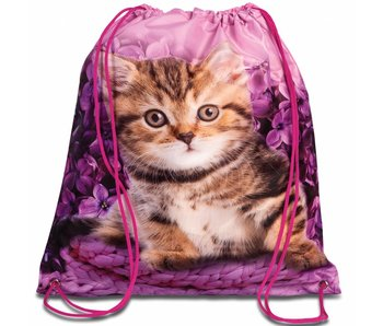 Animal Pictures Kitten Gymbag