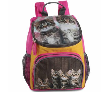 Animal Pictures Kittens Backpack