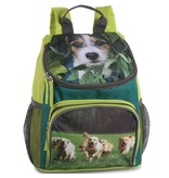 Animal Pictures dogs - Backpack - 30 cm - Green