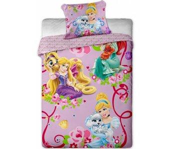 Disney Princess Palace Pets Dekbedovertrek Cinderella 140x200