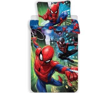 Spider-Man Bettbezug Action 140x200