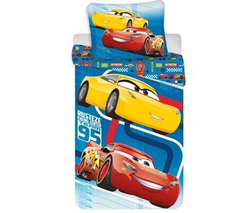 Disney Cars Bettbezug Cruz Ramirez 140x200