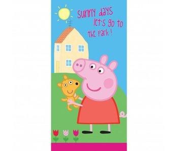 Peppa Pig Beach towel Sunny Days 70x140cm
