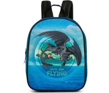 Hoe Tem je een Draak Keep Flying Toddler / Toddler Backpack 30 cm