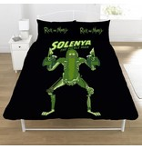 Rick and Morty Pickle Rick - Duvet cover - Double - 200 x 200 cm - Multi