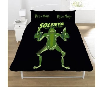 Rick and Morty Bettbezug Pickle Rick 200 x200 + 2 x Sloop 50x75cm