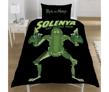 Rick and Morty Duvet cover Pickle Rick 135x200 cm