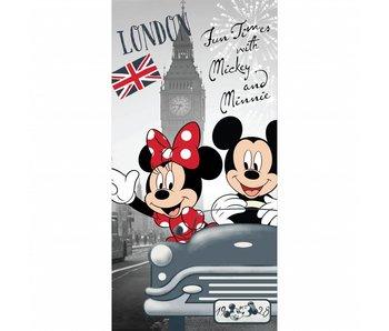 Disney Minnie Mouse Serviette de plage London 70x140 cm