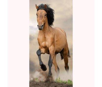 Animal Pictures Serviette de plage Cheval 70x140 cm