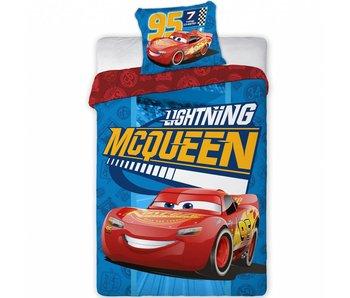 Disney Cars Lightning McQueen Dekbedovertrek 140x200 cm