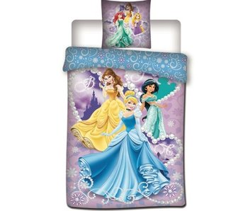Disney Princess Bettbezug Diamond 140x200