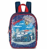Police - Magic Sequins Backpack - 29 cm - Multi