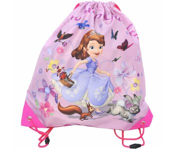 Disney Sofia The First Gymbag Friendship Garden