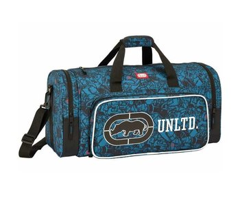 Ecko Unltd Sporttasche Blue Design 55 cm