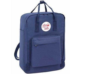 Glow Lab  Basics Dark Blue Backpack 38 cm