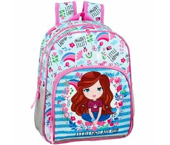 Glow Lab  Backpack Little Lady 34 cm