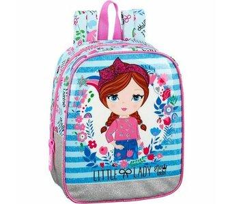 Glow Lab  Mini Backpack Little Lady 27 cm