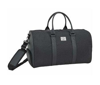 BlackFit8 Sporttas Black & Grey 53 cm