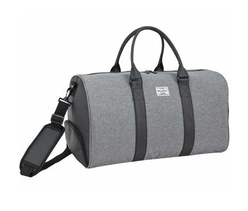 BlackFit8 Sports bag Gray & Black 53 cm