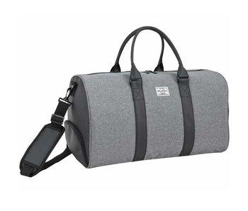 BlackFit8 Sporttas Grey & Black 53 cm
