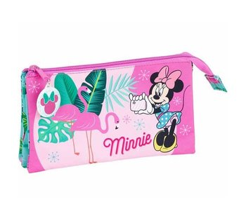 Disney Minnie Mouse Etui Spring Palms 22 cm
