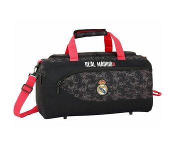 Real Madrid Sac de sport rouge Détail 50 cm