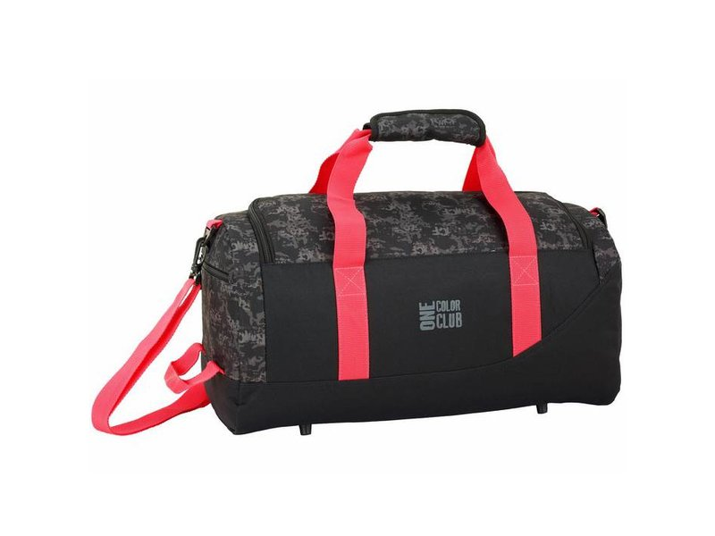 Real Madrid Détail rouge - Sac de sport - 50 cm - Multi