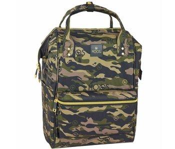 """MOOS Sac à dos pour ordinateur portable camouflage 13 """"40 cm"""