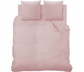 Matt & Rose Duvet cover Jersey Rose Chiné 260x240 cm
