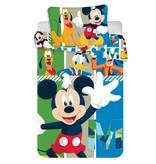 Disney Mickey Mouse Friends - Baby Bettbezug - 100 x 135 cm - Multi