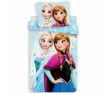 Disney Frozen Duvet cover Light Blue 140 x 200