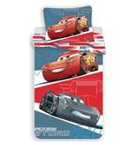Disney Cars 95 - Dekbedovertrek - Eenpersoons - 140 x 200 cm - Multi
