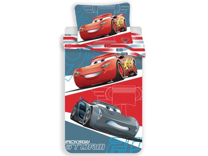 Disney Cars 95 - Bettbezug - Einzel - 140 x 200 cm - Multi