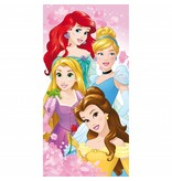 Disney Princess - Strandlaken - 70 x 140 cm - Multi
