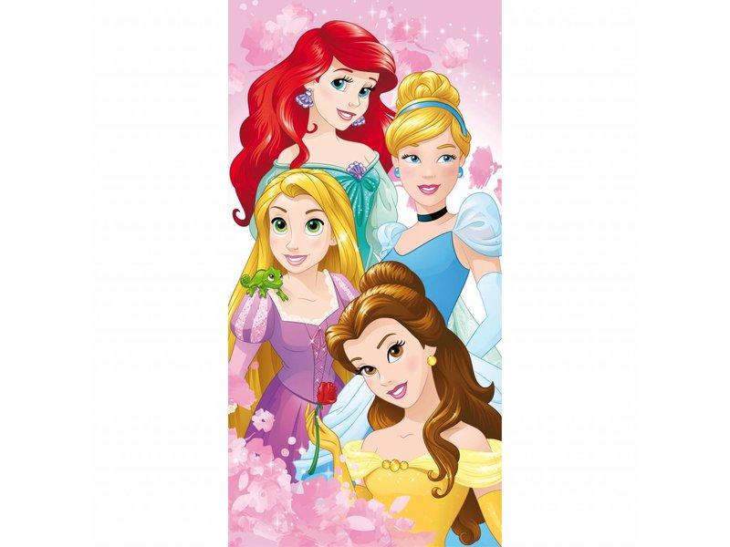 Disney Princess - Strandtuch - 70 x 140 cm - Multi