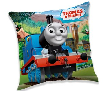 Thomas de Trein Throw pillow Tour 40x40 cm