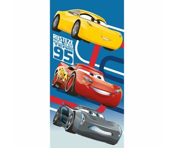 Disney Cars Strandlaken Team 95 70x140cm