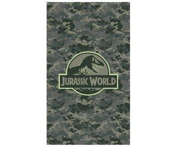 Jurassic World Serviette de plage Logo 70x120 cm