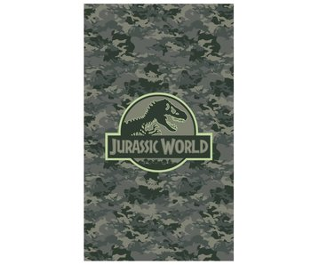 Jurassic World Strandlaken Logo 70x120 cm