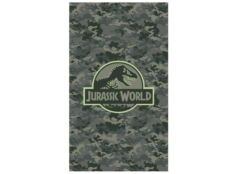 Jurassic World Strandlaken Logo 70x120cm Simbashopnl