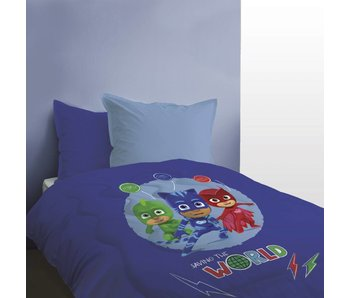 PJ Masks Bedspread Trio 140x200 cm