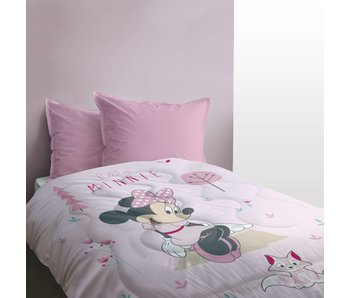 Disney Minnie Mouse Bedspread Forest 140x200cm
