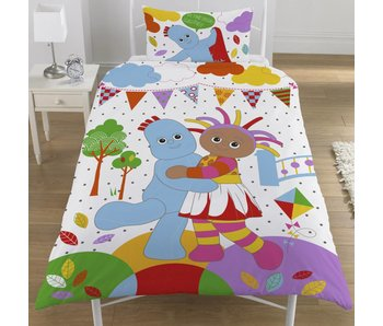 In de droomtuin Duvet cover Friends Single